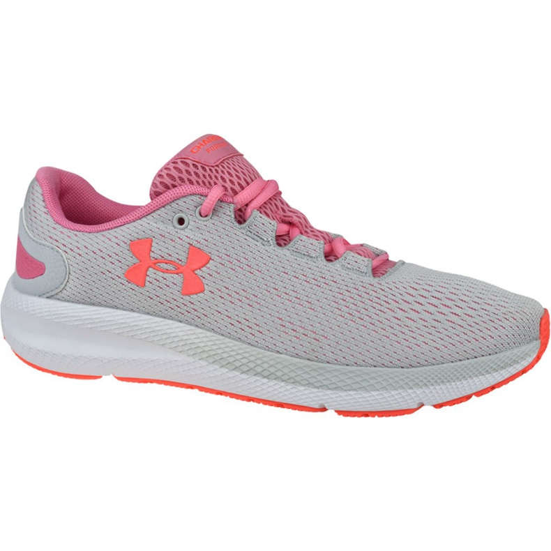 Buty Under Armour W Charged Pursuit 2 W 3022604-102 szare