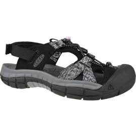 Sandały Keen Wm's Ravine H2 W 1023082 czarne