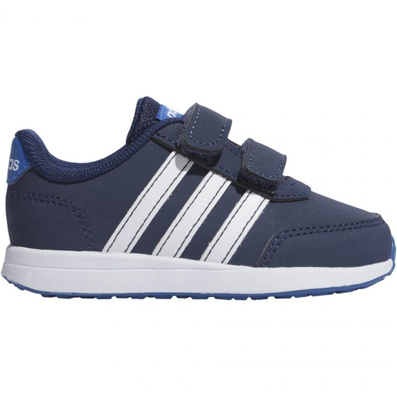 Buty adidas Vs Switch 2 Cmf Inf Jr EG5141 granatowe