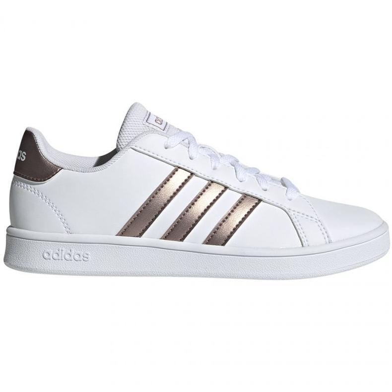 Buty adidas Grand Court Jr EF0101
