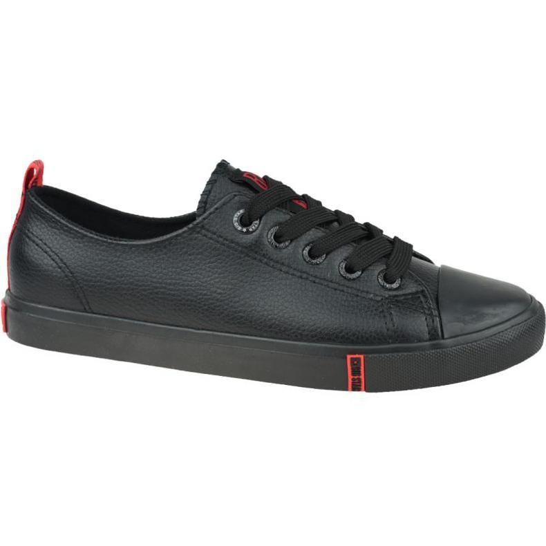 Buty Big Star Shoes W GG274007 czarne