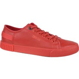 Buty Big Star Shoes Big Top W GG274068 czerwone
