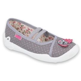 Befado obuwie dziecięce 116X277 szare
