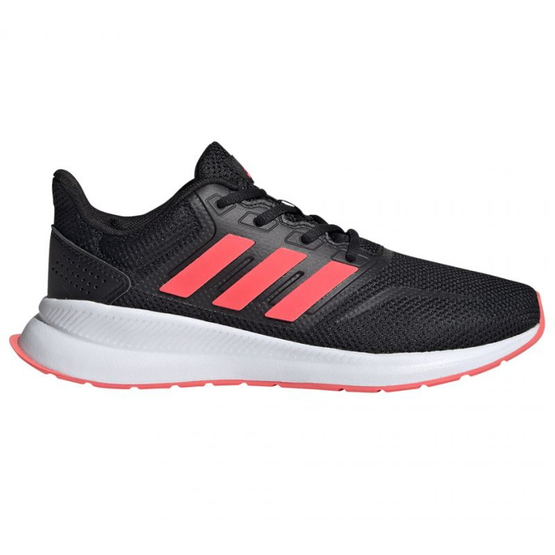 Buty adidas Runfalcon K FV9441 czarne
