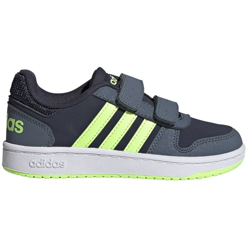 Buty adidas Hoops 2.0 Cmf Jr FW4930