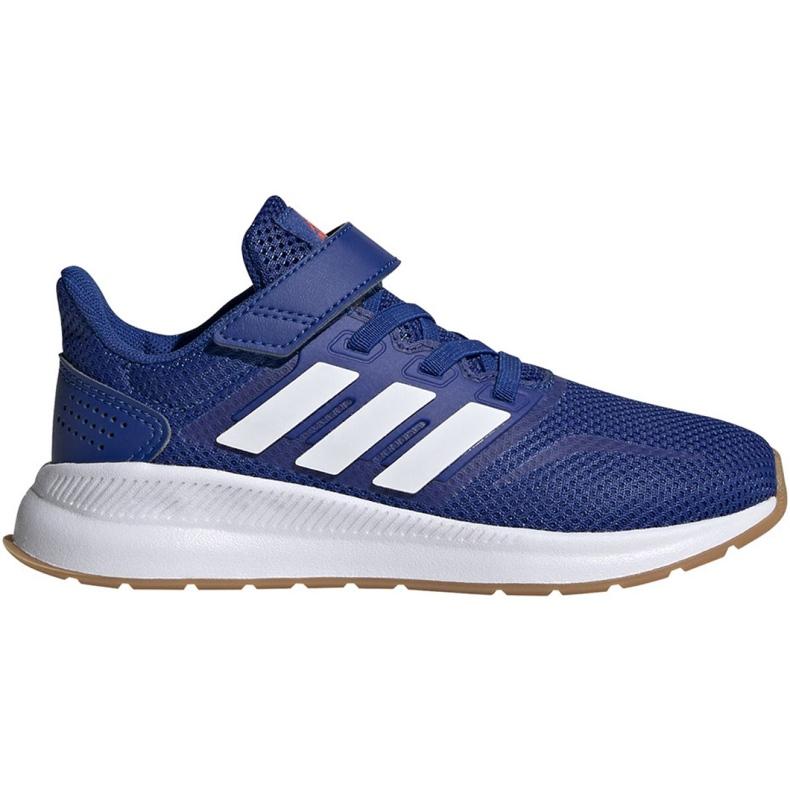 Buty adidas Runfalcon C Jr FW5139 niebieskie