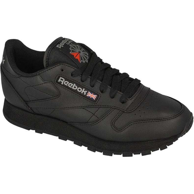 Buty Reebok Classic Leather M 2267 czarne