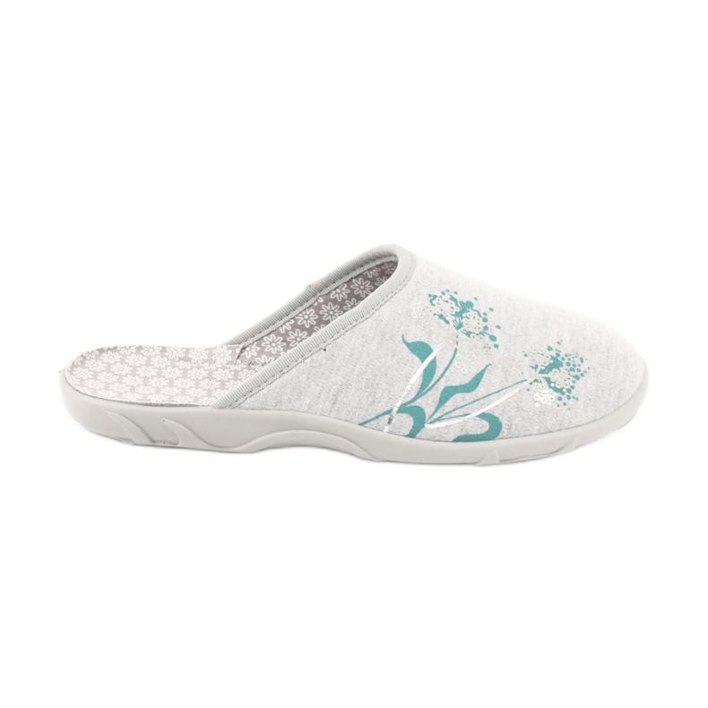 Befado kolorowe obuwie damskie 235D168
