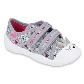 Befado obuwie dziecięce  907P117