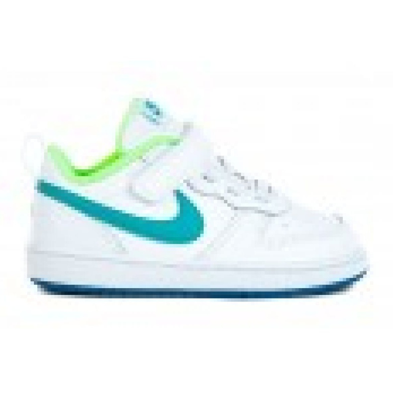 Buty Nike Court Borough Low 2 Jr BQ5453-109 zielone