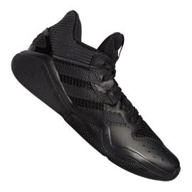 Buty do koszykówki adidas Harden Stepback M FW8487 czarne czarne