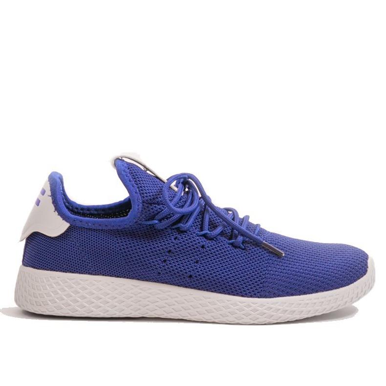 Niebieskie obuwie sportowe F04-5