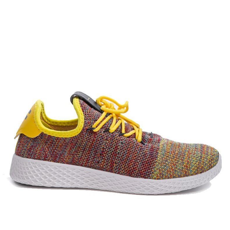 Wielokolorowe obuwie sportowe F04-3