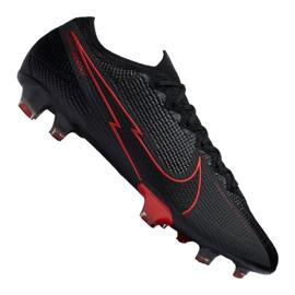 Buty piłkarskie Nike Vapor 13 Elite Fg M AQ4176-060 czarne czarne