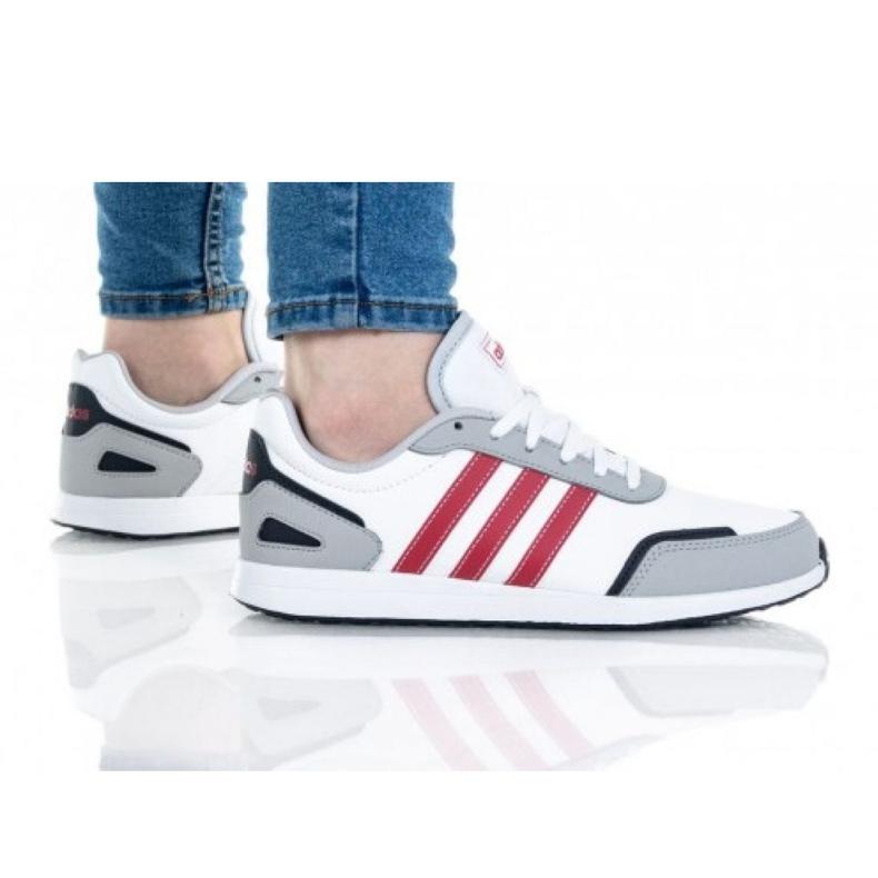 Buty adidas Vs Switch 3 K W FW9307 białe czarne czerwone