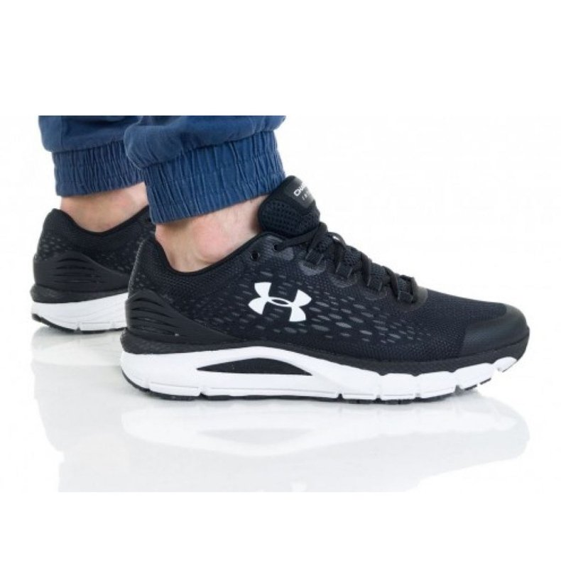 Buty Under Armour Charged Intake 4 M 3022591-001 czarne