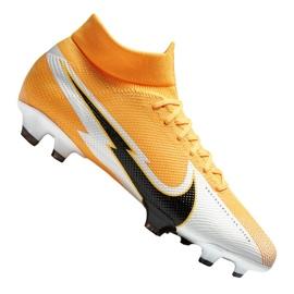 Buty piłkarskie Nike Superfly 7 Pro Fg M AT5382-801 wielokolorowe pomarańczowe