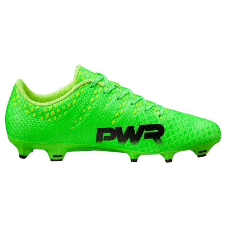 Buty piłkarskie Puma Evo Power 3 Fg 103956 01 zielone