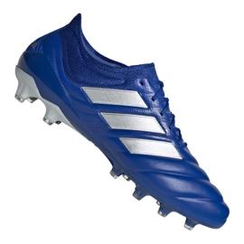 Buty piłkarskie adidas Copa 20.1 Ag M EH0880 wielokolorowe niebieskie