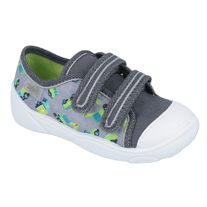 Befado obuwie dziecięce  907P112 wielokolorowe