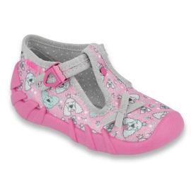 Befado obuwie dziecięce 110P387