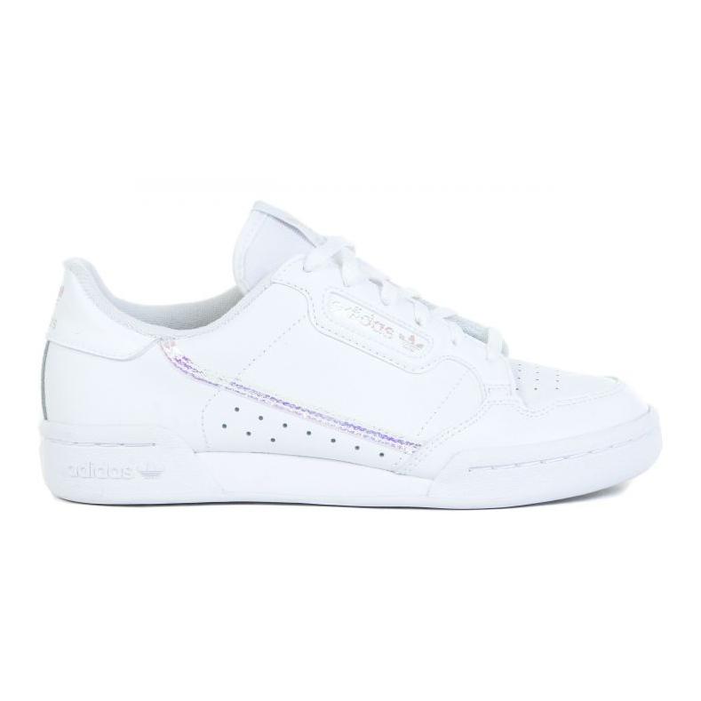 Buty adidas Continental 80 Jr FU6669 białe czarne
