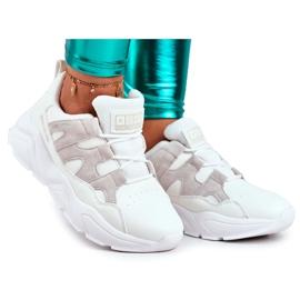 Damskie Sportowe Buty Big Star Białe GG274635