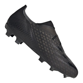 Buty piłkarskie adidas X Ghosted.2 Fg M EH2834 czarne czarne