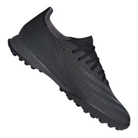 Buty piłkarskie adidas X Ghosted.3 Tf M EH2835 czarne czarne