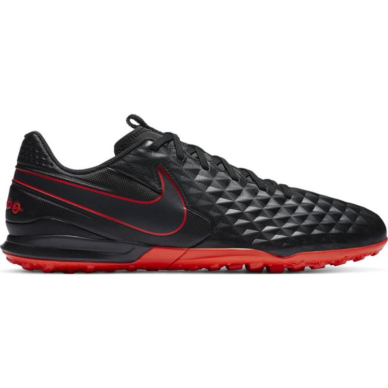 Buty piłkarskie Nike Tiempo Legend 8 Academy Tf M AT6100 060 wielokolorowe czarne