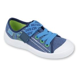 Befado obuwie dziecięce 251X130 niebieskie