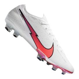 Buty piłkarskie Nike Vapor 13 Elite Fg M AQ4176-163 wielokolorowe białe