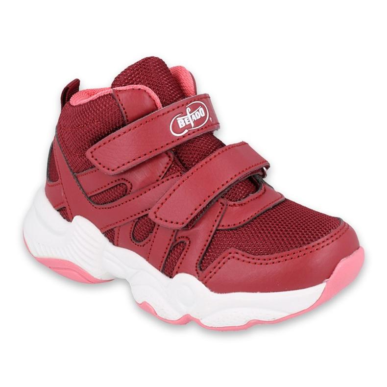 Befado obuwie dziecięce  516X053 różowe