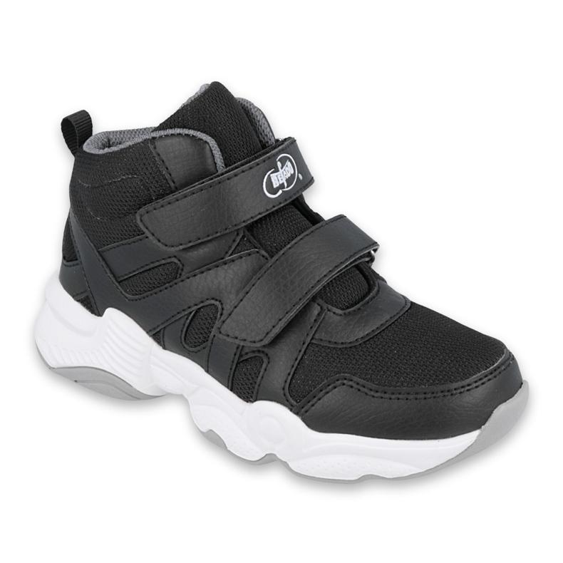 Befado obuwie dziecięce  516Y052 czarne