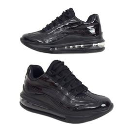 Buty sportowe czarne TL511 Black