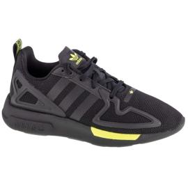 Buty adidas Zx 2K Flux Jr FV8551 białe czarne