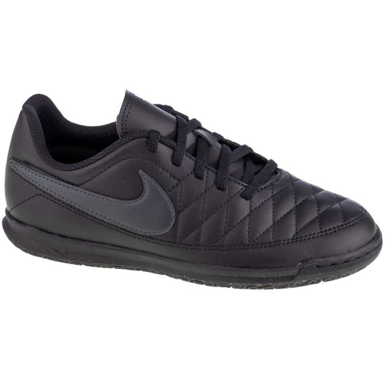 Buty Nike Majestry Ic Jr AQ7895-001 białe czarne