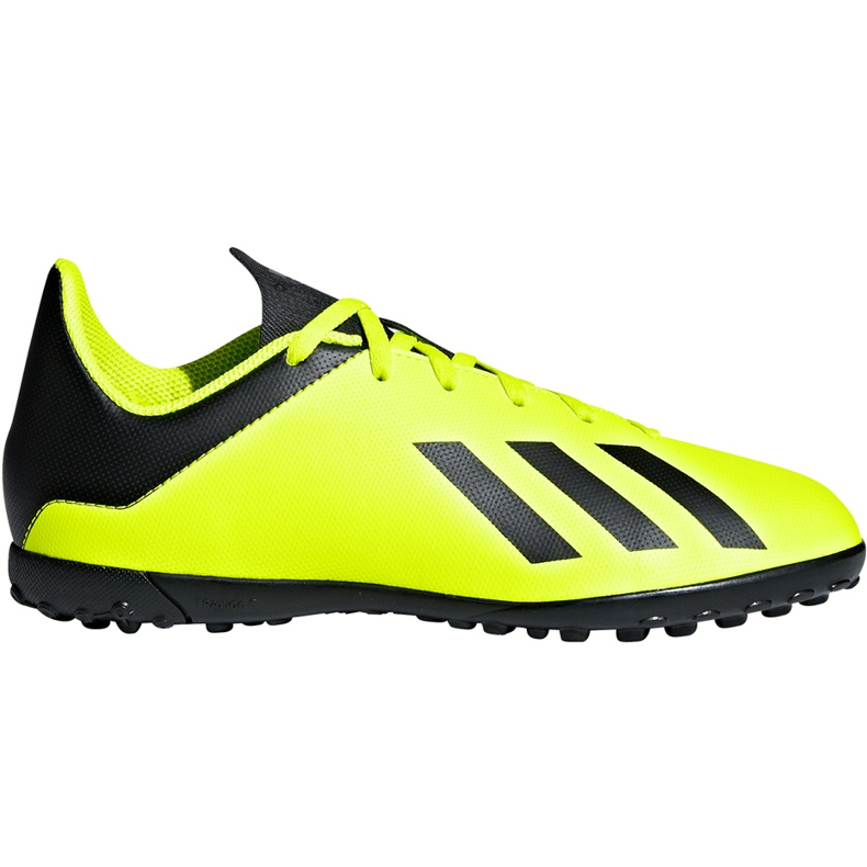Buty piłkarskie adidas X Tango 18.4 Tf Jr DB2435 żółte żółte