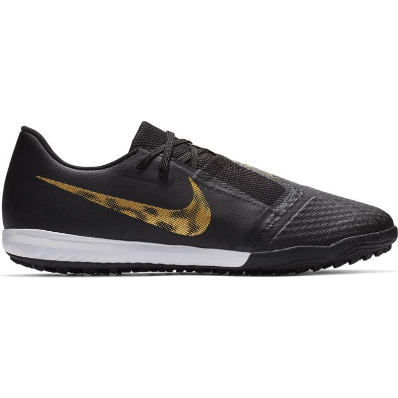 Buty piłkarskie Nike Phantom Venom Academy Tf AO0571 077 czarne wielokolorowe