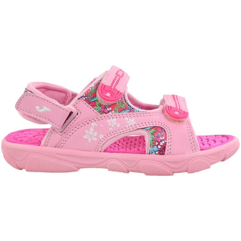 Sandały dla dziewczynki Joma Ocean 713 różowe