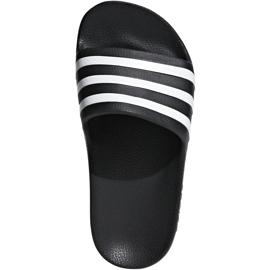 Klapki dla dzieci adidas Adilette Aqua K czarne F35556