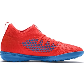 Buty piłkarskie Puma Future 19.3 Netfit Tt 105542 01 czerwone czerwone