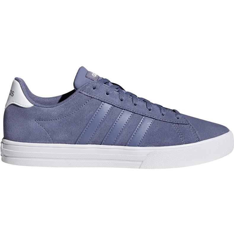Buty damskie adidas Daily 2.0 fioletowe F34739