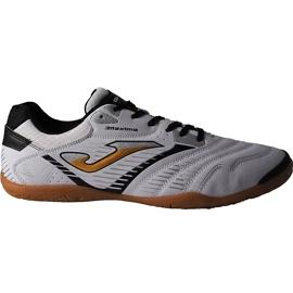 Buty piłkarskie Joma Maxima 902 Sala In biało czarne białe wielokolorowe