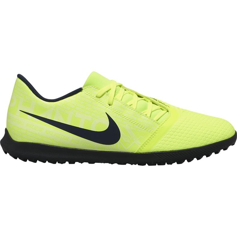 Buty piłkarskie Nike Phantom Venom Club Tf AO0579 717 zielone zielone
