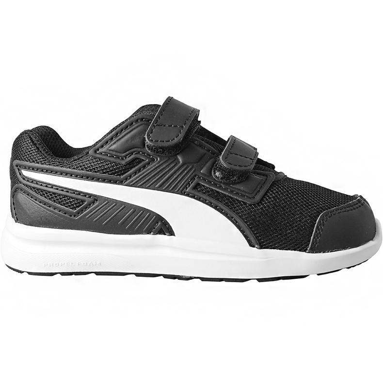 Buty dla dzieci Puma Escaper Mesh V Inf czarne 190327 08