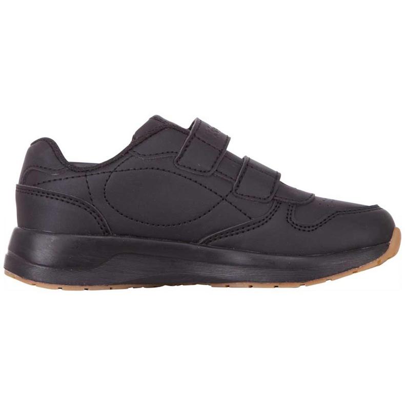 Buty dla dzieci Kappa Base K czarne 260707K 1111