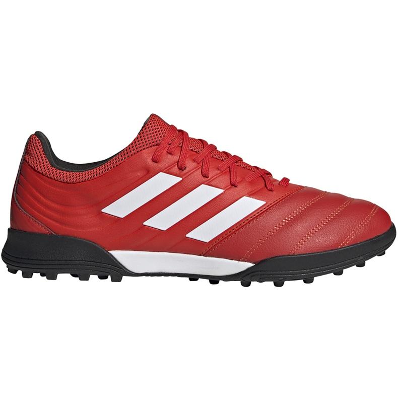 Buty piłkarskie adidas Copa 20.3 Tf czerwone G28545