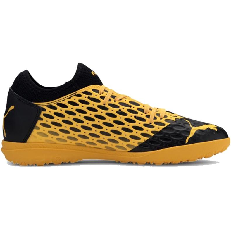 Buty piłkarskie Puma Future 5.4 Tt żółte 105803 03
