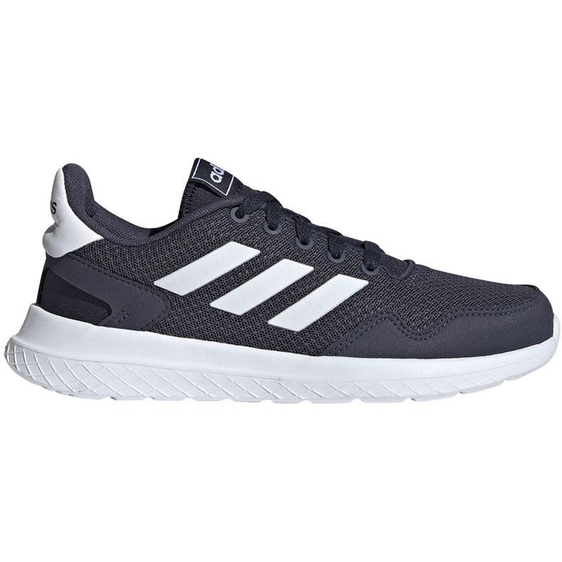 Buty dla dzieci adidas Archivo K granatowe EF0531